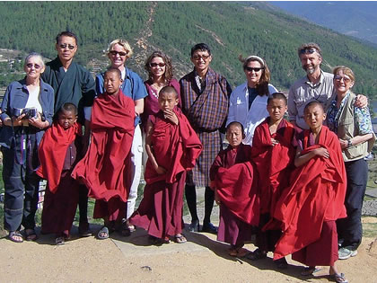 Bhutan Tours - Boundless Journeys