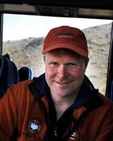 Stefan Helgi Valsson - Iceland Tour Guide