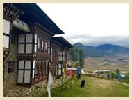 Hotel Dewachen Bhutan hiking tour with Boundless Journeys