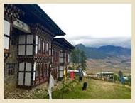 Hotel Dewachen Bhutan hiking tour with Boundless Journeys