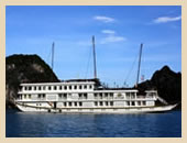 Jasmine Luxury Cruiser Ha Long Bay, Vietnam