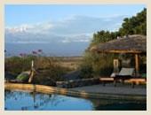 Tanzania Safari - Kia Lodge, Arusha, Tanzania
