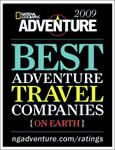 National Geographic Adventure - Best Adventure Travel Company on Earth