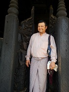 Myanmar Tour guide - Ohnmar Htun - Boundless Journeys