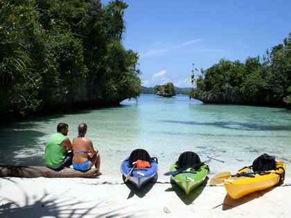 Palau Tours - Boundless Journeys