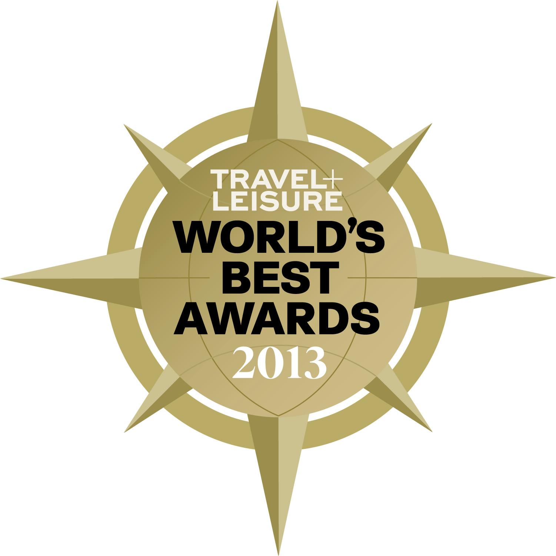 Travel + Leisure World's Best Award Winner