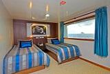 Ocean Spray Yacht, Galapagos Cruise, Boundless Journeys