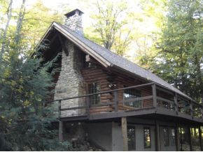 990 Ayers Farm Rd Stowe Vt Log Cabin For Sale