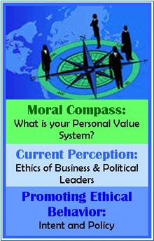 Leaders Edge - Moral Compass