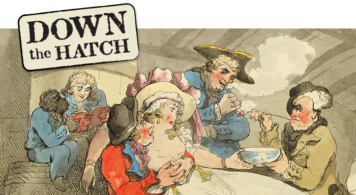 Down the Hatch: An Evening of History and Beer