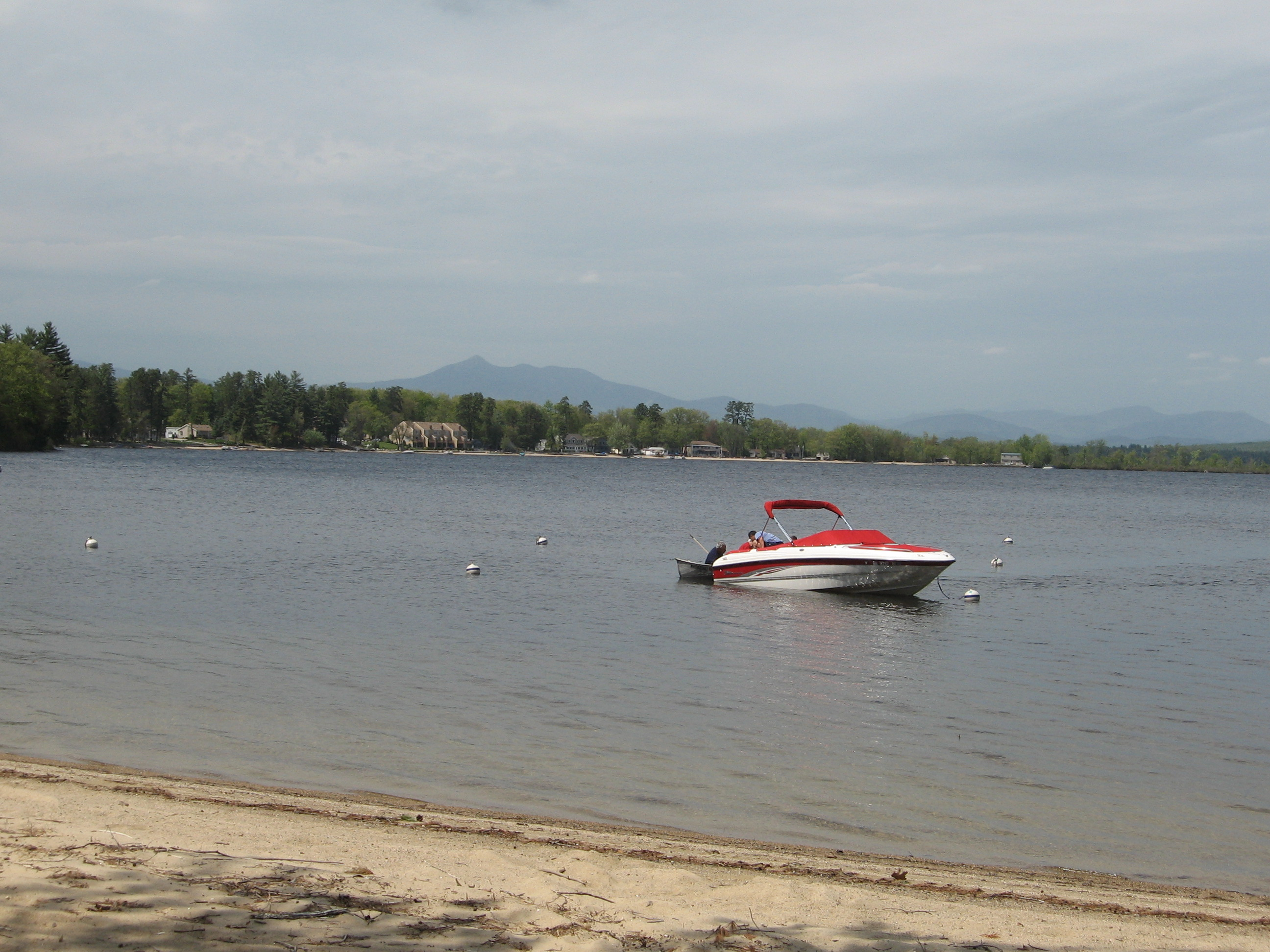 Ossipee Lake NH