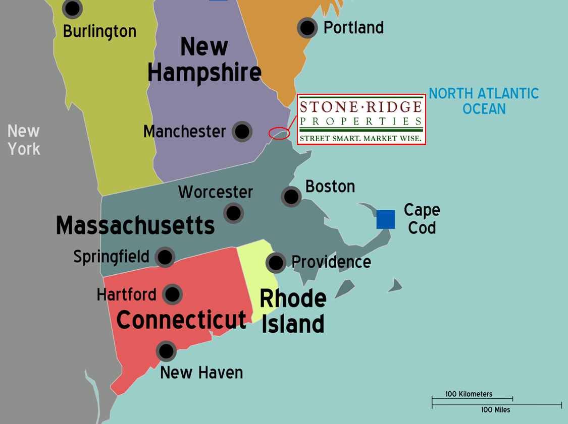 Stone Ridge Properties Location Map