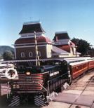 Village Scenic Railroad, Conway, NH
