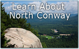 Learn About North Conway New Hampshire