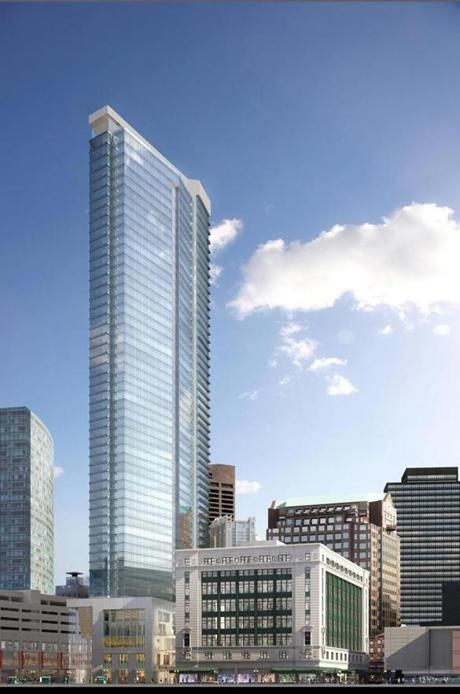 Millennium Tower Boston Apartments For Rent