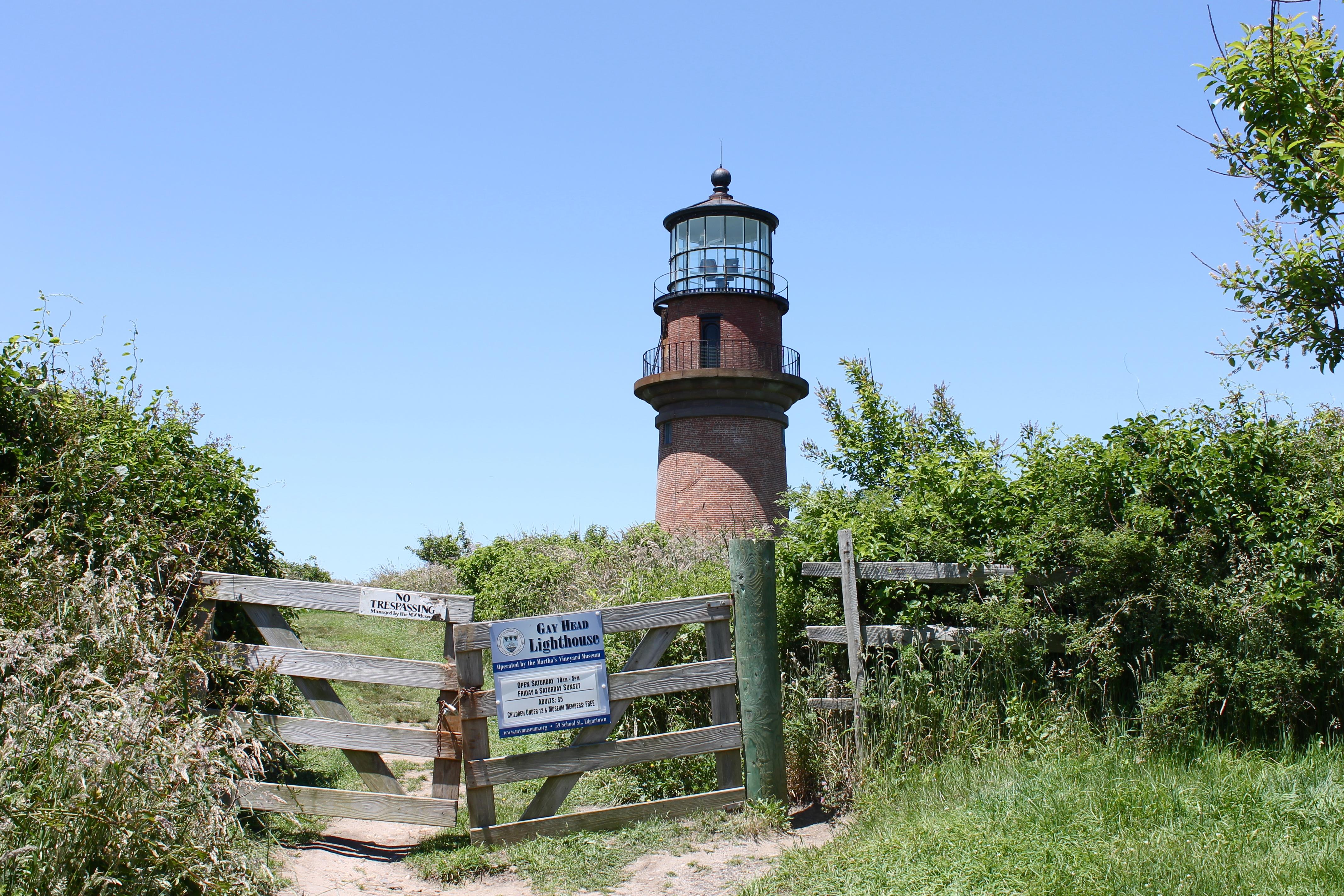 Aquinnah Gays Head Lighthouse