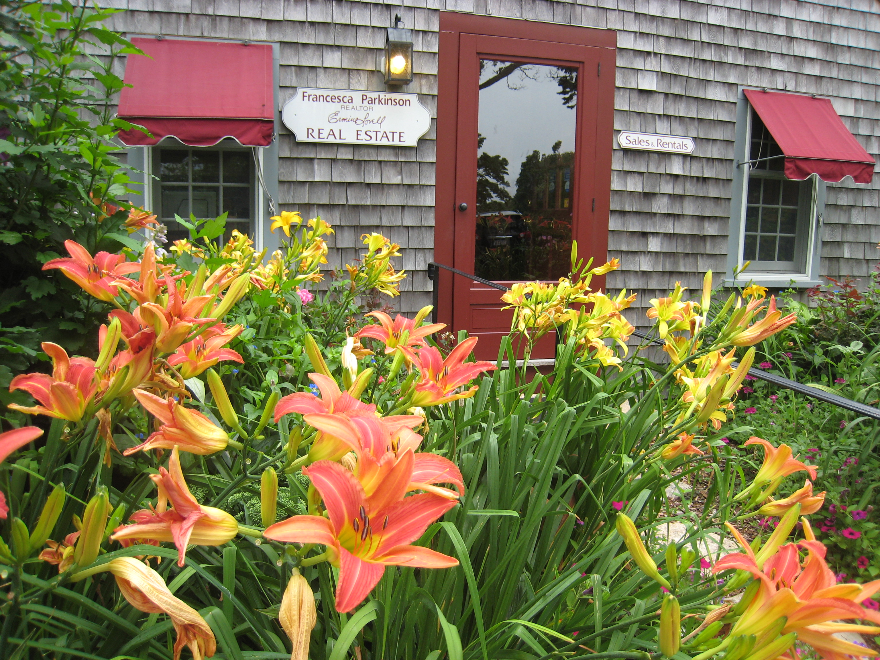 Ermine Lovell Real Estate Office in Falmouth MA