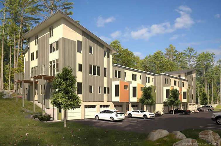 New Condos For Sale In Hanover/Lebanon NH Gile Hill Condos