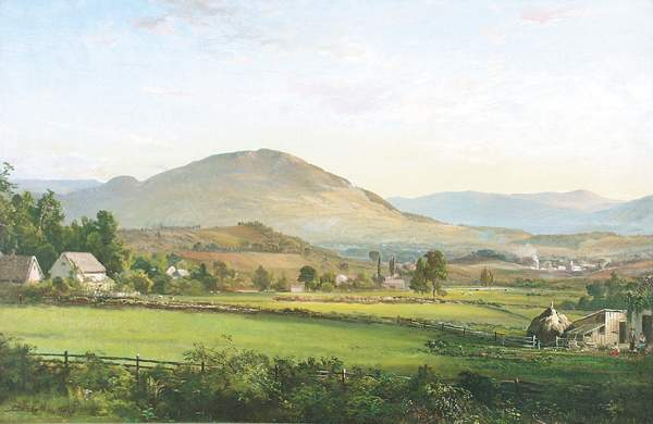 Southern Vermont Painting