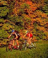 Mad River Valley biking trails