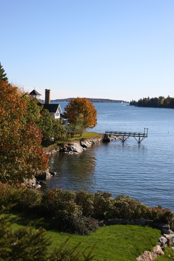 Maine Vacation Rentals Waterfront Vacation Properties
