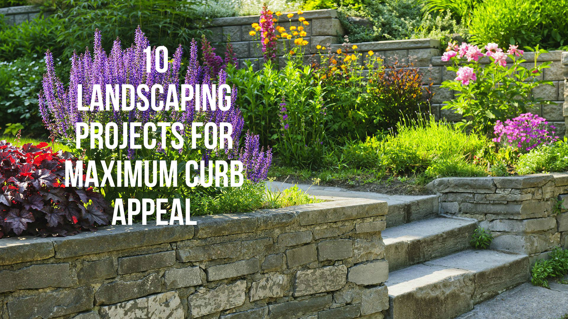 Home landscaping projects