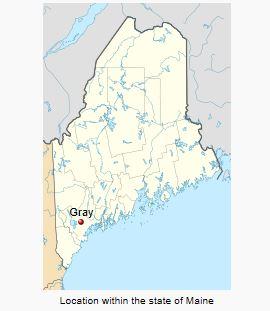 Gray Maine