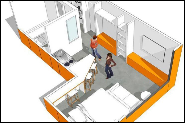 Micro Apartments In Boston Is There A High Demand For This Type Of Property Boston Luxury