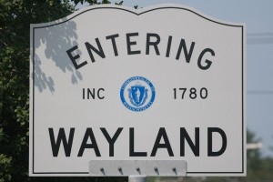 Town of Wayland MA