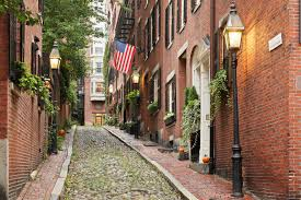 Boston's Historical Beacon Hill