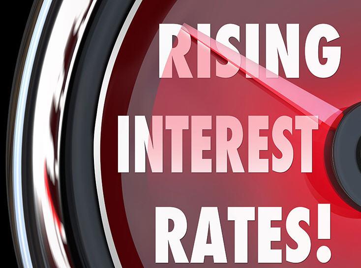 rising mortgage interest rates