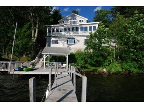 Lake Winnipesaukee Real Estate - Meredith NH home