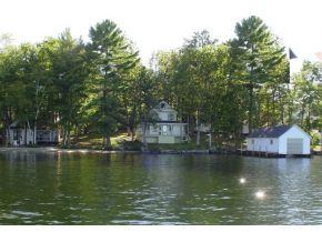 Gilford NH - Lake Winnipesaukee Real Estate home for Sale