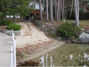 Lake Winnipesaukee Real Estate - sandy beach
