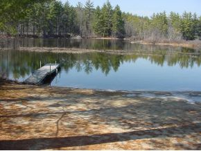 Squam Lake Real Estate for Sale - Squam River access home