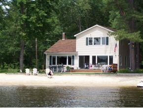Lake Ossipee home - property - real estate