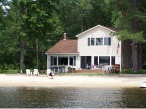 Lake Ossipee home - property - real estate