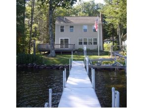 Crystal Lake Enfield Real Estate for sale - lake home for sale NH