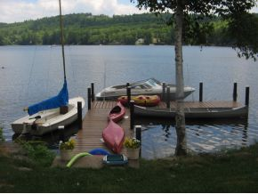 Sunapee Area Real Estate - Perkins Pond property for sale NH
