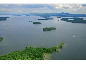 Lake Winnipesaukee land for sale - lot on lake winnipesaukee