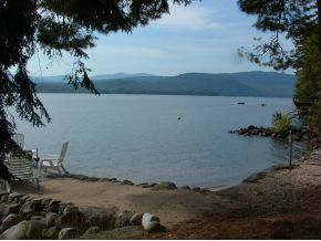 Newfound Lake Property for sale - beach area