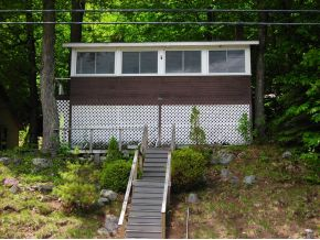 Lake Winnipesaukee Cottage for sale in Alton Bay NH