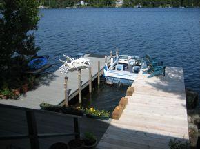 Lake Sunapee Real Estate for sale - Lake Sunapee property - Lake Sunapee 4 bedroom home with 2 car garage