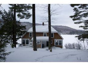Lake Sunapee Real Estate - Lake Sunapee Waterfront home for sale