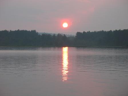 NH lake real estate for sale - how to buy a NH lake home - sunset suncook lake
