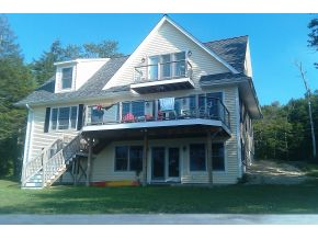 Merrymeeting Lake Home for Sale NH