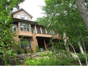 Lake Winnipseaukee Real Estate - Meredith NH lakefront home