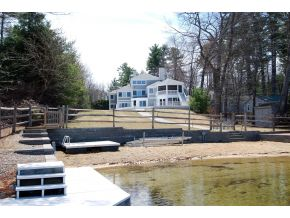 Lake Winnipesaukee Real Esate for sale -- Winnipesaukee waterfront home