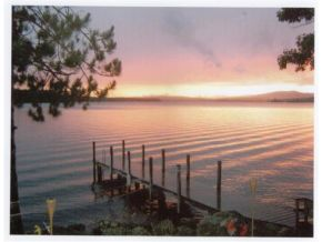 Classic Seasonal Cottage on Lake Winnipesaukee - Sunsets on Winnipesaukee