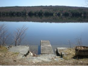 Crystal Lake cottage for sale in Enfield NH